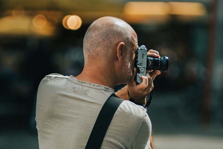 film photography street