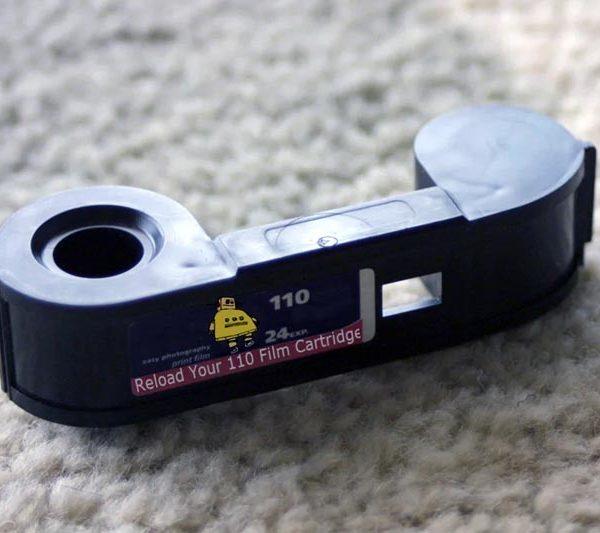 110 film cassette