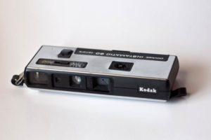 Classic 110 Film Format Cameras