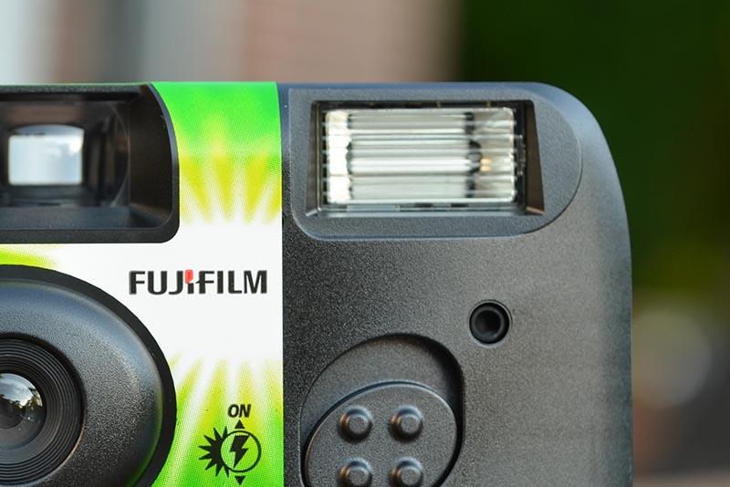 fuji quicksnap flash