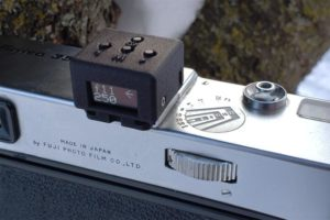 A Kickstarter Light Meter For Our Vintage Film Cameras