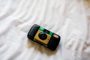The Awsome FujiFilm QuickSnap 400 Disposable Camera