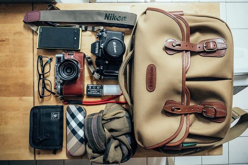 film photography gear