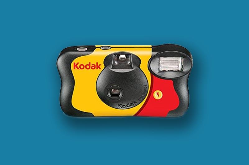 kodak funsaver disposable camera