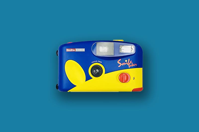 single use camera halina
