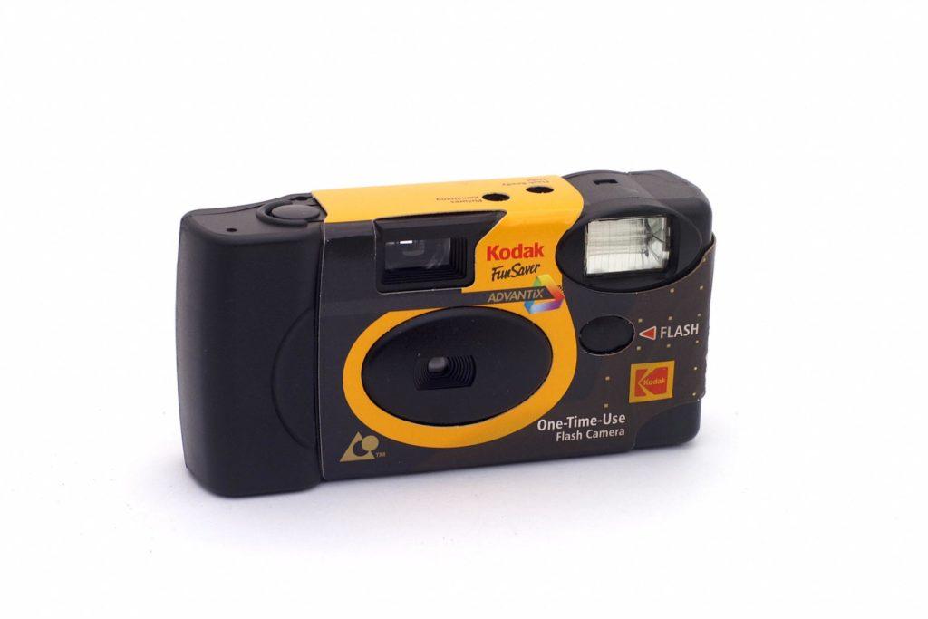 kodak fun saver camera