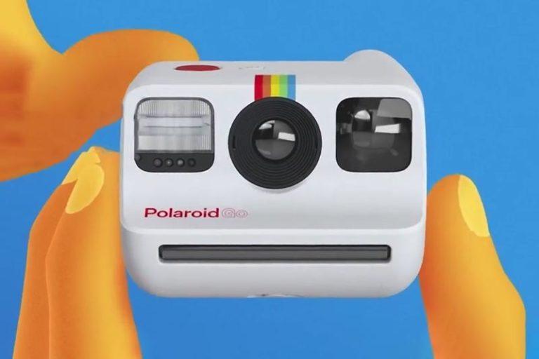 mini instant camera polaroid go