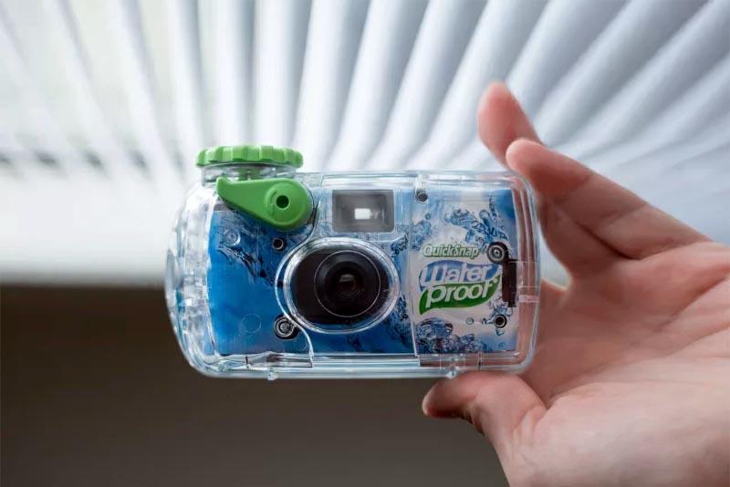 Disposable Fujifilm Waterproof Camera