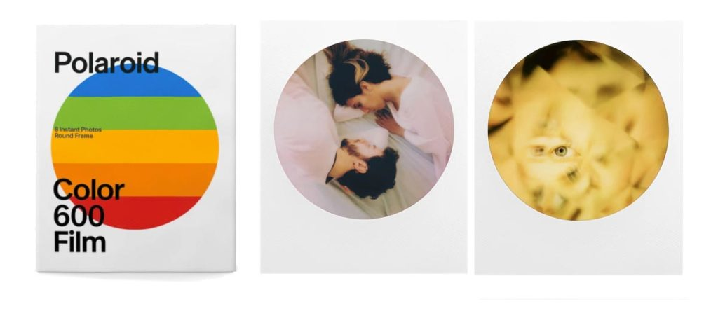 instant color rounded frames