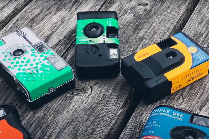 single use disposable cameras