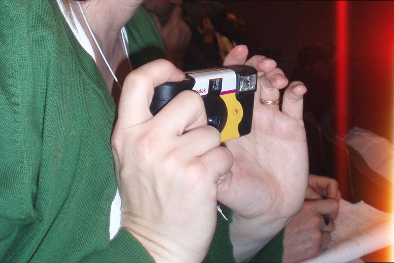 disposable camera tips