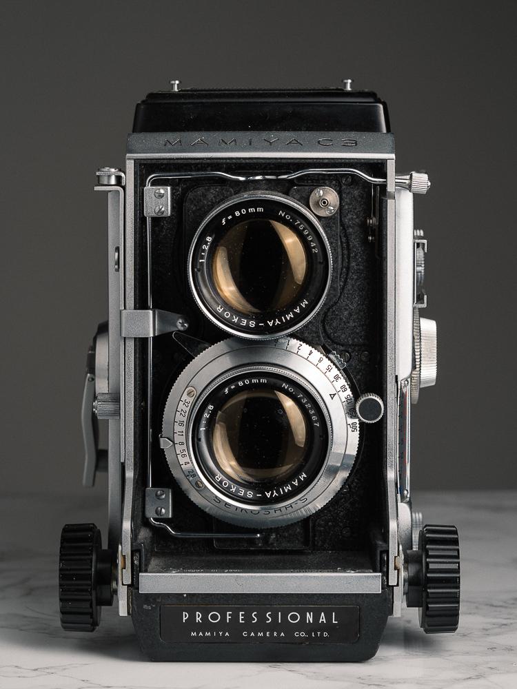 Mamiya-Sekor 80mm f2.8.