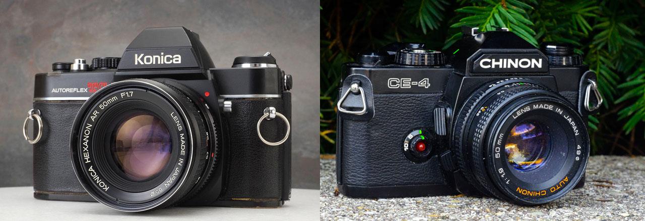 chinon cameras