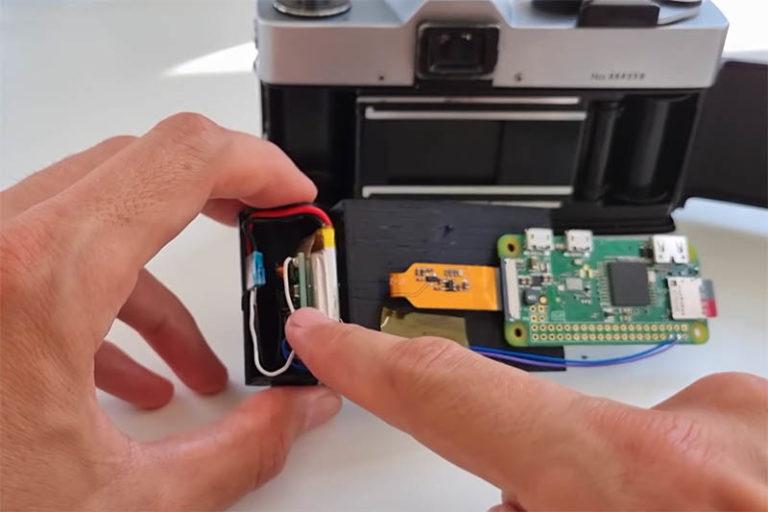 raspberry pi camera project