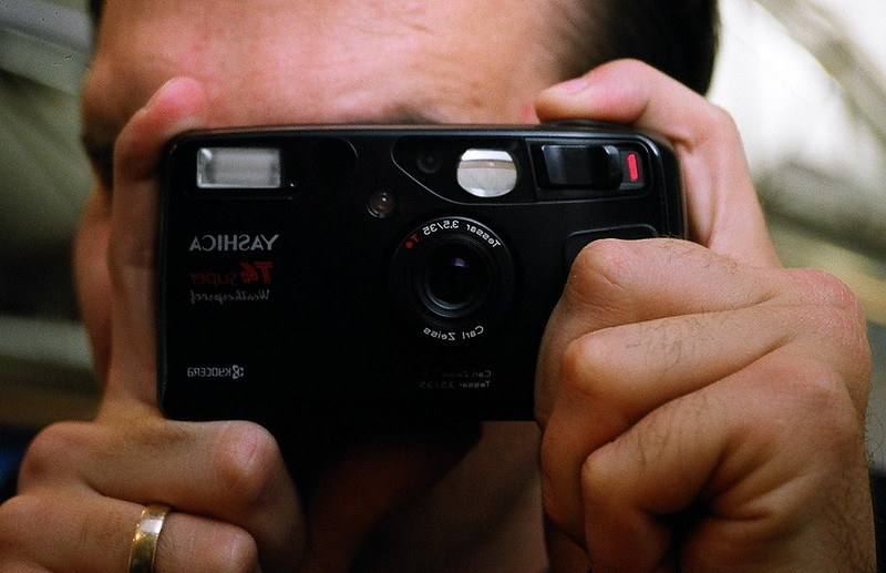 yashica t4 review